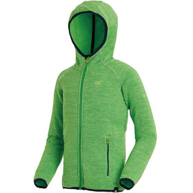 Regatta Dissolver Fleece Jacket Kids Fairway Green